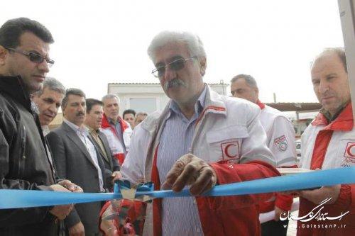 بانک امانات تجهیزات پزشکی در شهرستان سرپل ذهاب استان کرمانشاه افتتاح شد