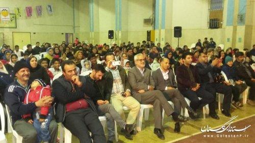 جنگ بزرگ شادی در فاضل آباد برگزار گردید