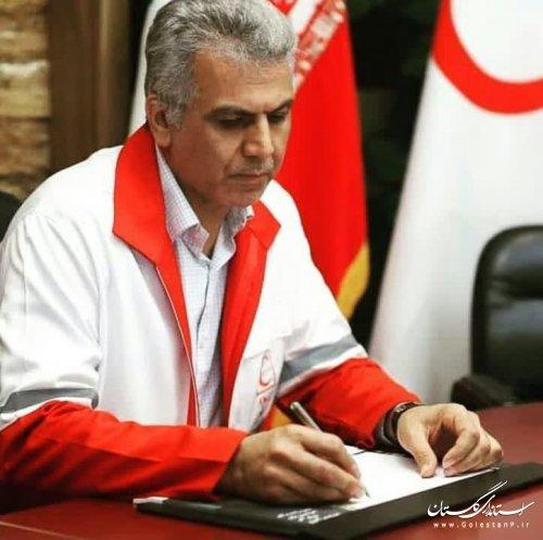 پیام مدیرعامل جمعیت هلال احمر گلستان به مناسبت روز جهانی داوطلبان