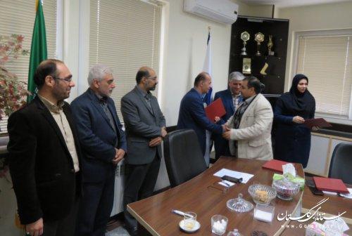 مدیران جدید حوزه طرح و توسعه شرکت آب منطقه ای گلستان معرفی شدند