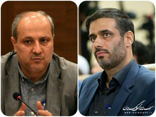 دیدار استاندار گلستان با فرمانده قرارگاه سازندگی خاتم الانبیا(ص)