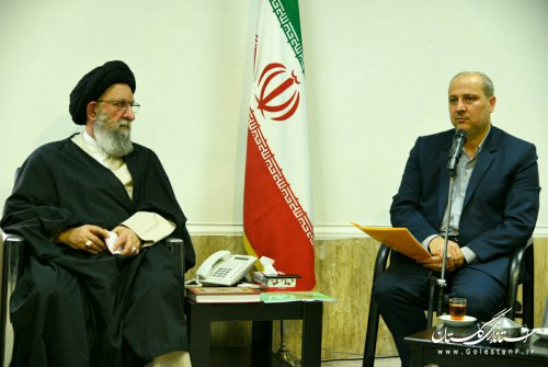 استاندار گلستان: باید صدای چهل سالگی انقلاب را به همه جای دنیا برسانیم
