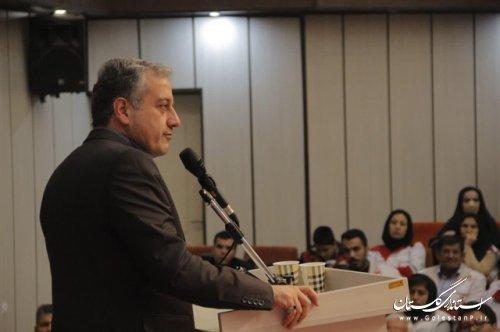 جمعيت هلال احمر به عنوان يک نهاد مردمي از جايگاه خاصي در ميان جامعه برخوردار است