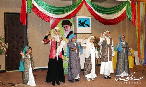 ظرفیتهای کانون برای خانوادههای آخرین شهرستان فاقد این نهاد فرهنگی در استان گلستان معرفی شد