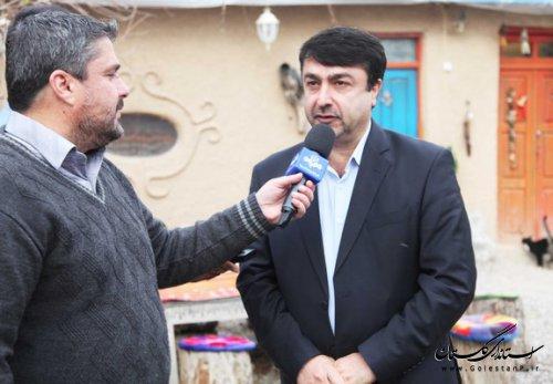 افتتاح پروژه های گردشگری استان گلستان با اعتباری بالغ بر 1000 میلیارد تومان