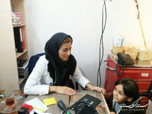 افزایش خدمات تخصصی پلی کلینیک امام خمینی (ره) گرگان