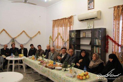 دیدار مدیرکل فرهنگ و ارشاد اسلامی گلستان با ارامنه شهر گرگان