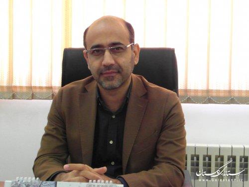 افتتاح هشتاد و یکمین نمایشگاه مد و لباس اسلامی ایرانی فجر در استان گلستان