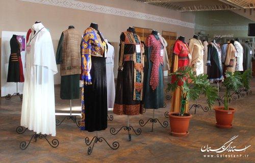 پنجمین نمایشگاه جشنواره مد و لباس اسلامی و ایرانی استان گلستان گشایش یافت