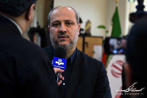 انعقاد ۲۰ تفاهم نامه با حضور رئیس جمهور و هیئت وزیران در گلستان