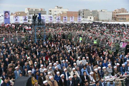 گلستان، استان وحدت اقوام و مذاهب و گلستان ایران زمین است
