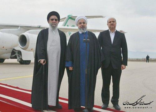 دستاوردهای سفر رئیس جمهوری به استان گلستان