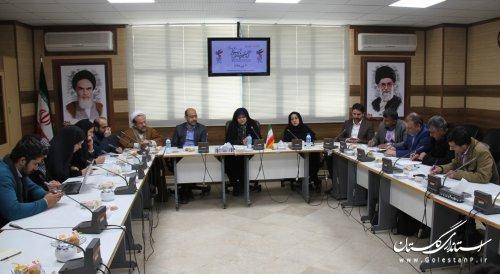 نشست خبری جشنواره فیلم فجر سی و هفتم در استان گلستان