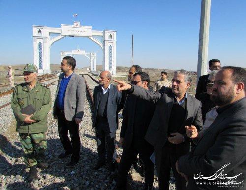 اینچه برون یکی از مهم ترین دروازه های توسعه  استان گلستان است