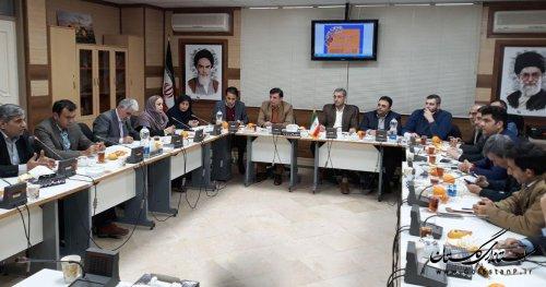 نشست هم اندیشی مدیران مسئول نشریات استان گلستان