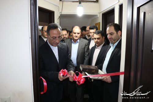 دفتر استانداردسازی خانه صنعت، معدن و تجارت در گلستان افتتاح شد