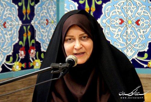 نمایه ای از دستاوردهای قرآنی فرهنگ و ارشاد اسلامی گلستان تشریح شد