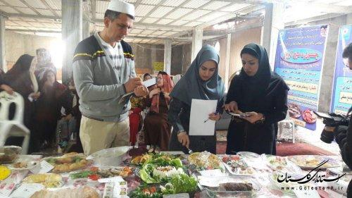 دوره آموزشی طبخ آبزیان در شهرستان گالیکش برگزار شد