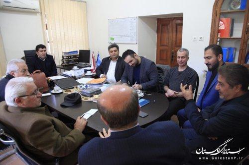 11 پروژه تفریحی و توریستی در کمیسیون فنی برنامه ریزی و سرمایه گذاری گلستان مورد موافقت قرار گرفت
