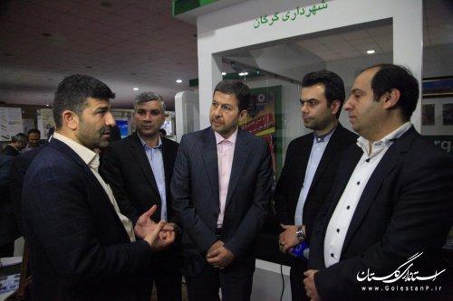 مسیر رو به رشد گرگان با افتتاح و کلنگزنی پروژههای شهرداری گرگان