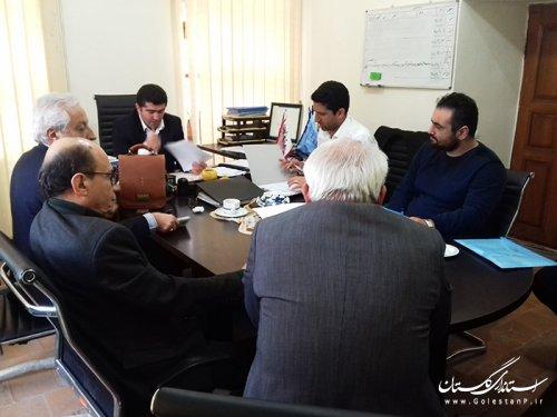 موافقت با صدور مجوز اولیه 14 پروژه گردشگری در استان گلستان