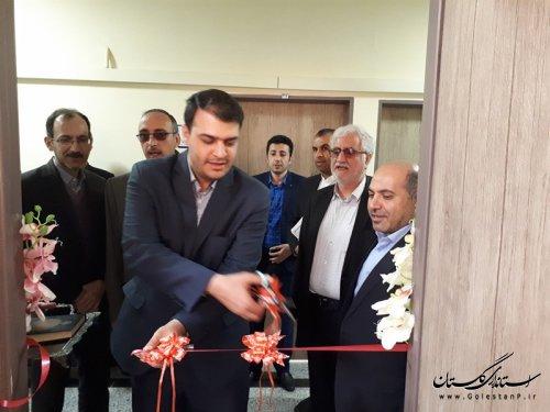 آئین افتتاحیه فنبازار منطقهای گلستان برگزار شد