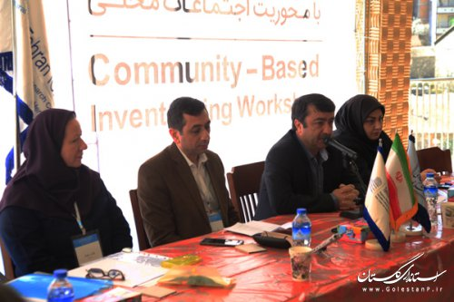 برگزاری کارگاه آموزشی سیاهه برداری میراث ناملموس در استان گلستان