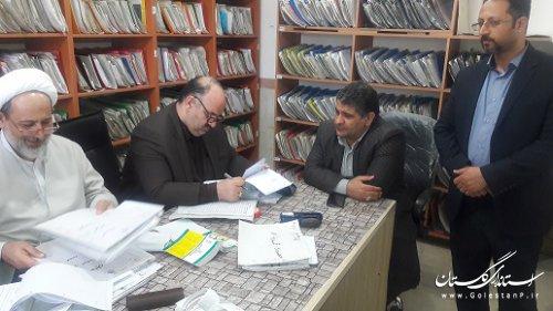 نظارت موثر مدیر کل زندانهای استان گلستان در روند اعطای عفو گسترده رهبری در زندانها