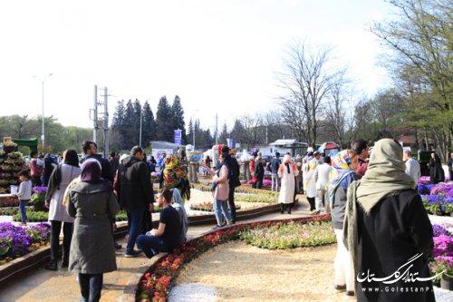 سیل مانع از استقبال گردشگران از گلستان نشد / تمامی اقامتگاههای گلستان آماده پذیرایی از مسافران نوروزی