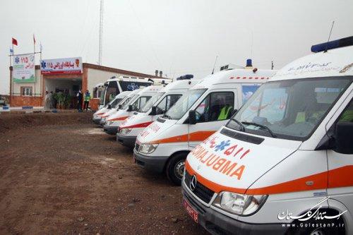 در سومین روز سال 25 عملیات امداد و نجات در سطح جادههای گلستان انجام شد