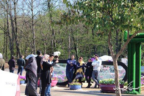 بازدید بیش از 420 هزار نفر از جاذبه های گردشگری نگارستان ایران