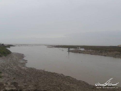 لایروبی 295 کیلومتر از رودخانه های گلستان طی سه سال اخیر