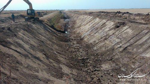 رودخانه های استان پیش از سیل اخیر لایروبی شدند