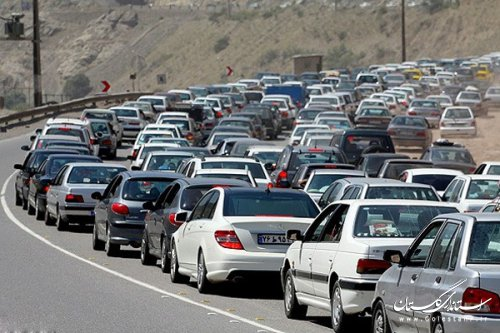 بیش از 508 هزار تردد در کل محورهای استان گلستان به ثبت رسید