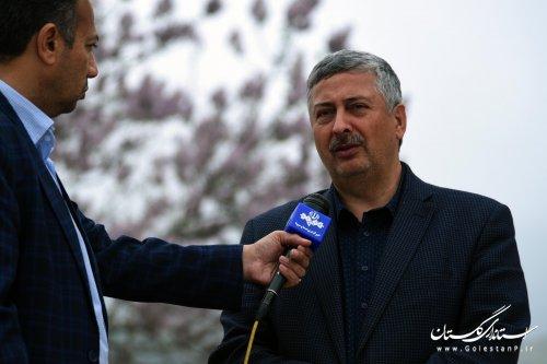 خراسان رضوی به عنوان استان معین گلستان برای کمک به حل مشکل سیل تعیین شد