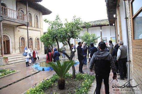 بازدید بیش از 10 هزار مسافر و گردشگر از بافت تاریخی استرآباد_گرگان در نوروز 1398