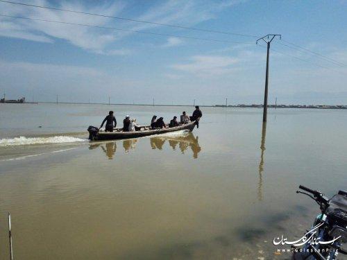 پیام تسلیت مدیر کل شیلات گلستان در پی درگذشت تعدادی از گلستانی های امدادرسان در حادثه واژگونی قایق