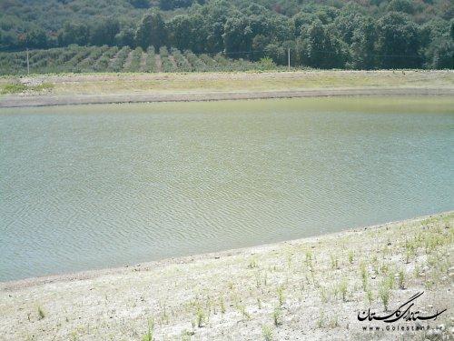 استفاده از ظرفیت سدهای کوچک مخزنی شهرستان های آزادشهر و رامیان برای ذخیره سازی وکنترل سیلاب احتمالی