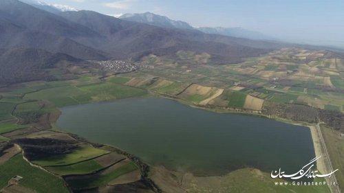 99 درصد ظرفیت سدهای گلستان پُر آب است/ سرریز سه سد بزرگ استان ادامه دارد