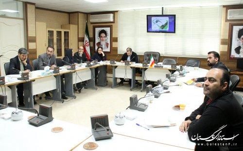 جلسه کمیسیون ماده 2 احداث پردیس سینمایی در گرگان تشکیل شد