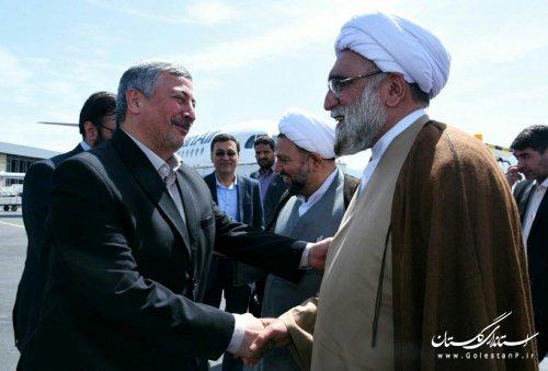 حضور یک روزه تولیت آستان قدس رضوی در استان گلستان