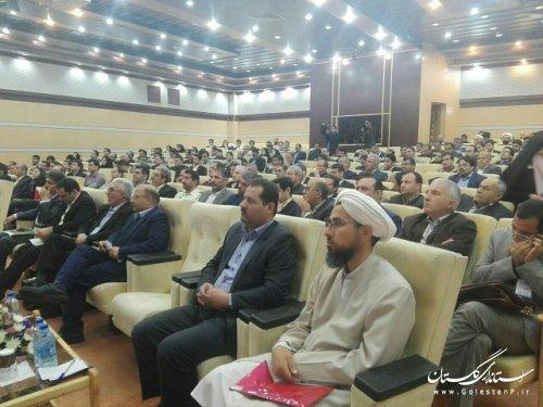 تخصیص ۹۲/۲ میلیون یورو تسهیلات بانک توسعه اسلامی برای اجرای طرح بزرگ شبکه آبیاری و زهکشی قره سو- زرین گل گلستان