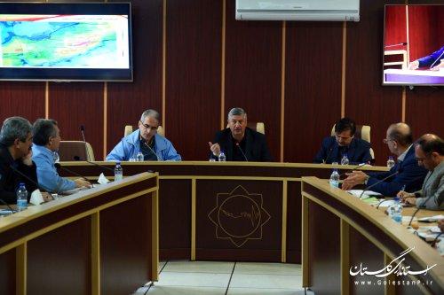ماشین آلات دستگاه های اجرای ملی، ارتش و سپاه حداقل تا 10 روز آینده در استان حضور دارند