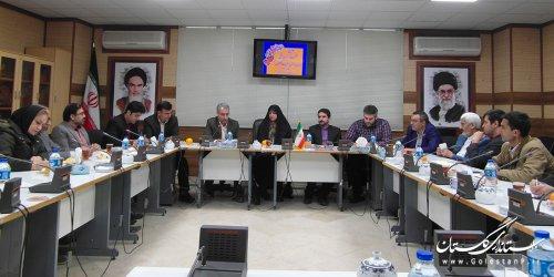 سومین نشست هم اندیشی مدیران مسئول نشریات گلستان برگزار شد