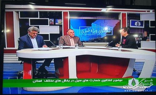 بیش از 3500 میلیار ریال سیل به بخش زیر ساخت های حمل و نقل استان خسارت وارد کرده است
