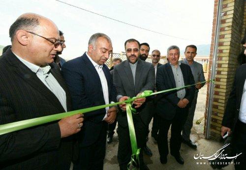 افتتاح واحد صنعتی تولید صنایع چوبی با اشتغالزایی 32 نفر در شهرستان آزادشهر