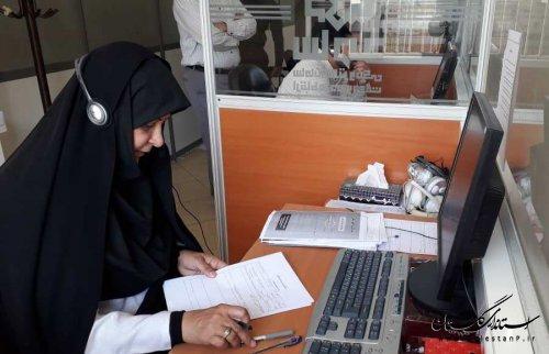 مدیرکل فرهنگ و ارشاد اسلامی گلستان پاسخگوی مردم گلستان در سامانه سامد  شد