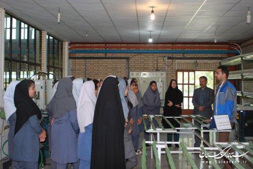 بیش از 3 هزار و 500 نفر از مراکز آموزش فنی و حرفه ای استان گلستان بازدید کردند