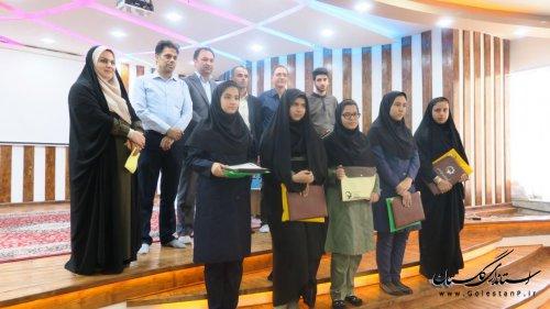 اولین ایدهشو دانشآموزی آزادشهر با حضور مسئولان این شهرستان برگزار شد