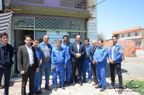 اکیپ های امداد مهارتی استان گلستان تا پایان اردیبهشت ماه در کنار مردم سیل زده آق قلا هستند
